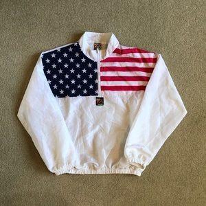 Vintage Surf Style USA Jacket Men's M